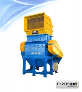 Plastic granulator, wood granulator, paper granulator, rubber granulator