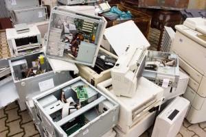 PROSINO E waste shredder