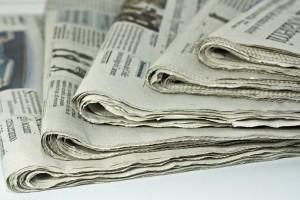 PROSINO Newspaper Shredder