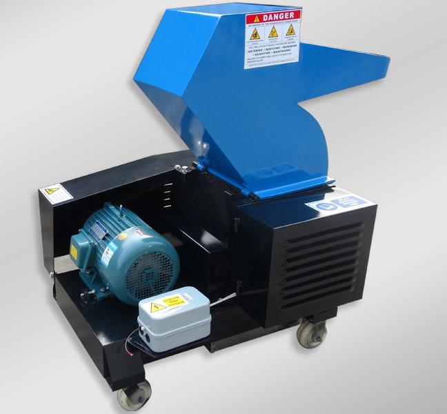 rubber granulator machine