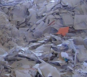 RPOSINO Heavy duty paper shredder
