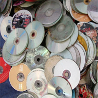 DVD Shredder & CD Crusher
