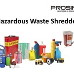 Hazardous Waste Shredder, Hazardous Waste Crusher