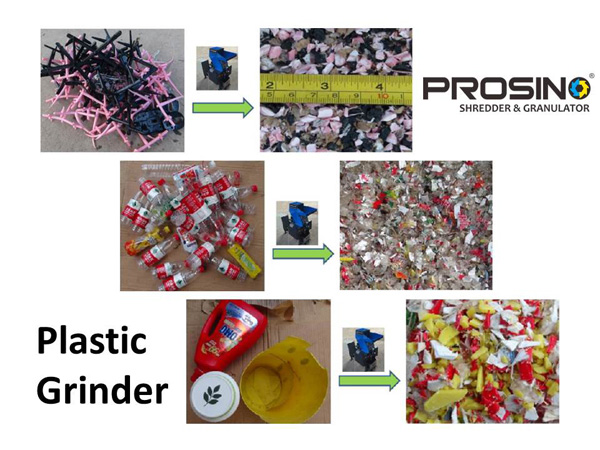 Plastic Grinder Recycle Plastic From A Grinding Machine