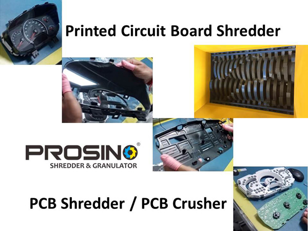 Pcb Shredder Pcb Crusher Printed Circuit Board Shredder