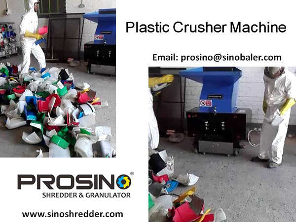 Plastic Crusher Machine For Sale, Plastic Crushing Machine - PROSINO