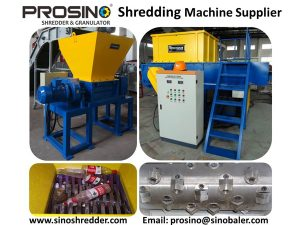 indicate what can a shredding machine supplier supply