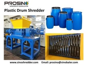 show what is plastic drum shredder